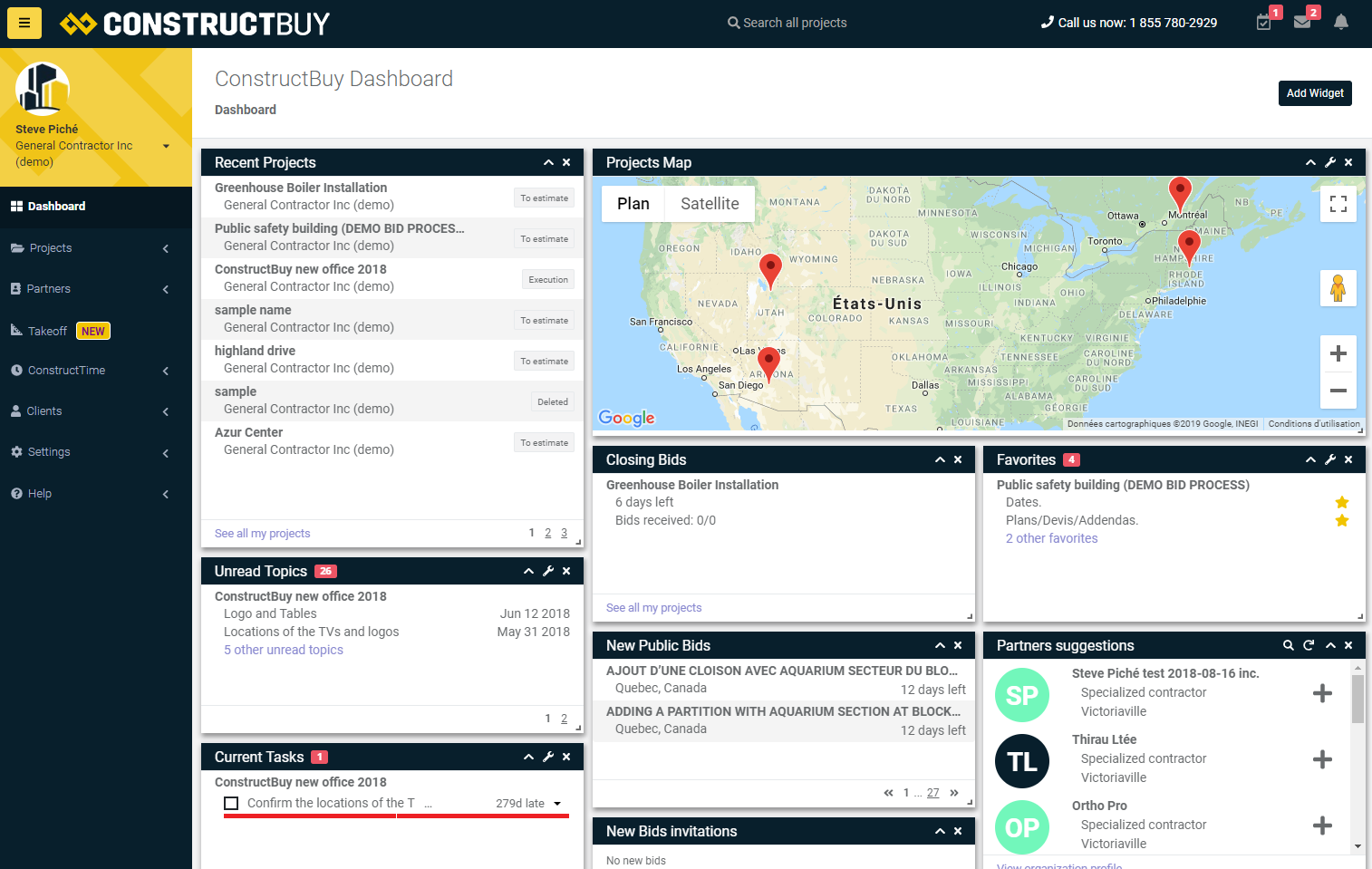 ConstructBuy offers collaborative tools to help you plan, estimate and execute your projects.